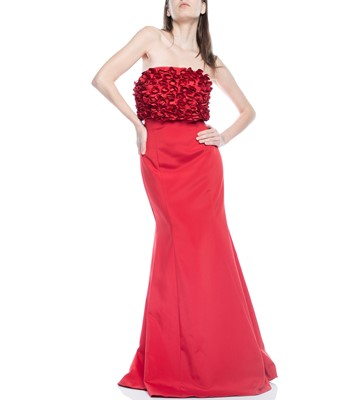 Picture of DRESS RED