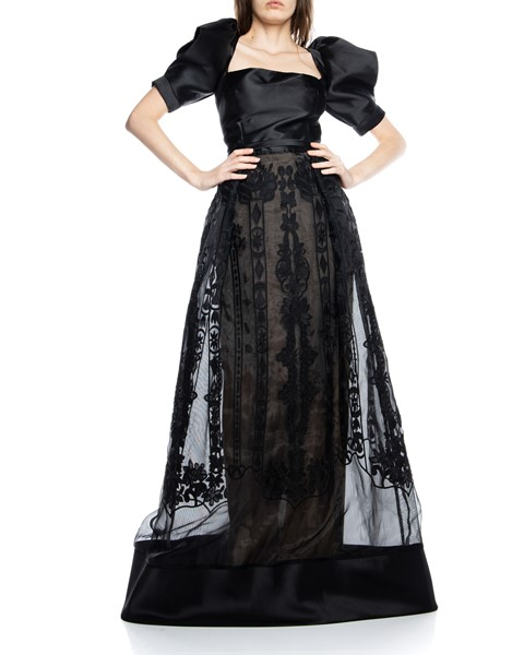 Picture of LONG DRESS BLACK, Picture 1