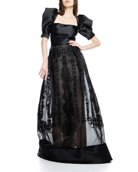 Picture of LONG DRESS BLACK, Picture 2