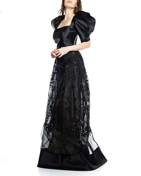 Picture of LONG DRESS BLACK, Picture 4