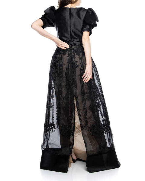 Picture of LONG DRESS BLACK, Picture 5