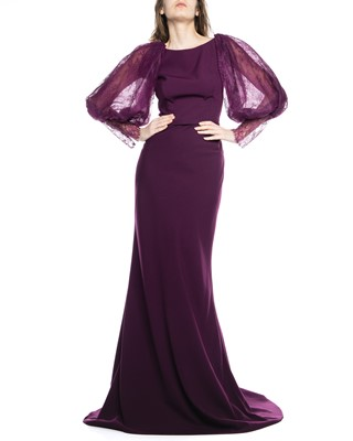Picture of LONG DRESS PURPLE