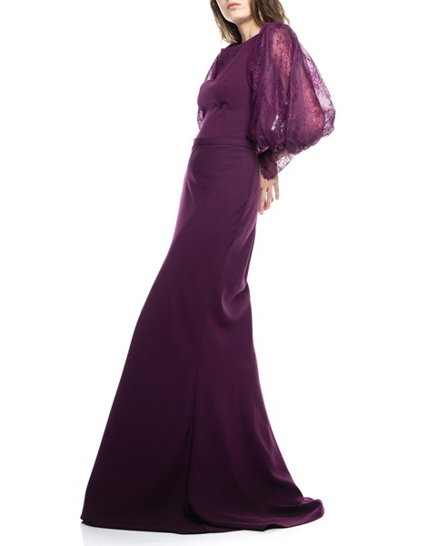 Picture of LONG DRESS PURPLE, Picture 2