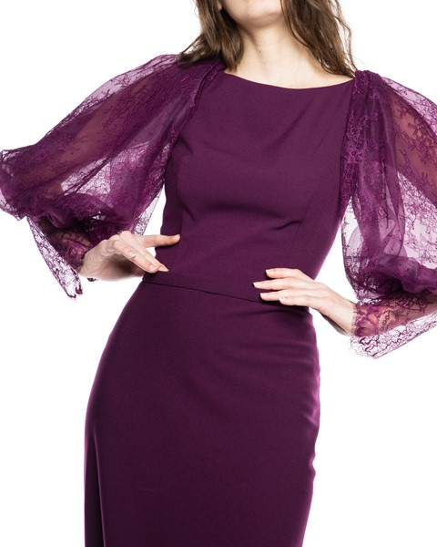 Picture of LONG DRESS PURPLE, Picture 3