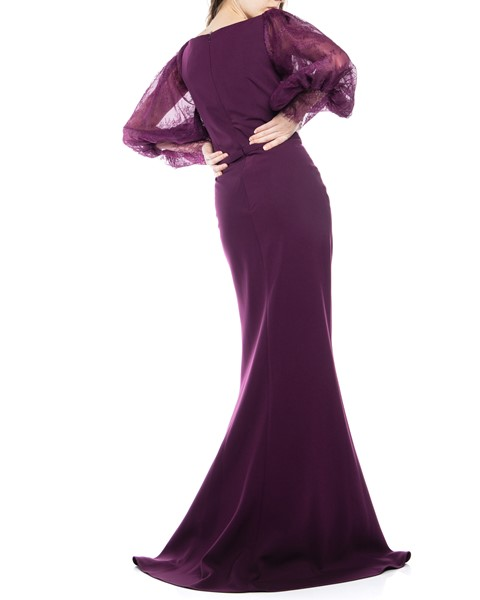 Picture of LONG DRESS PURPLE, Picture 4