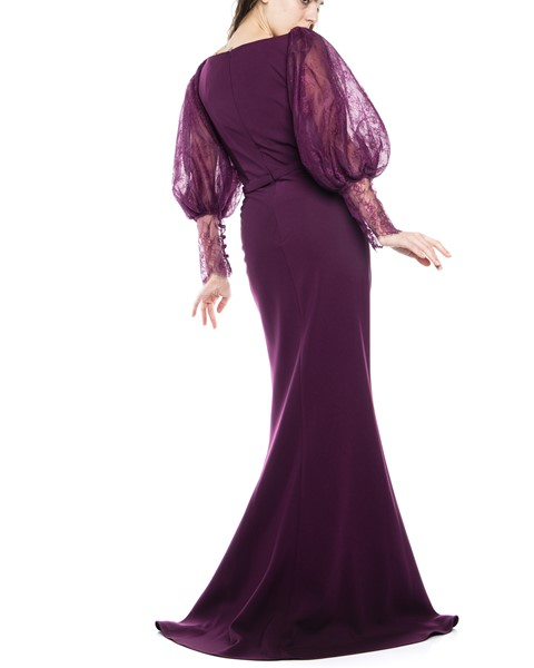 Picture of LONG DRESS PURPLE, Picture 5