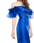 Picture of LONG DRESS ROYAL BLUE