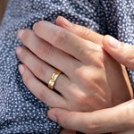 Picture of LOVE RING YELLOW