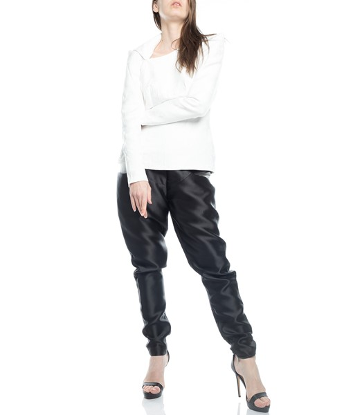 Picture of TOP WHITE & PANT BLACK, Picture 2