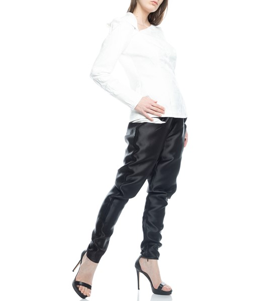 Picture of TOP WHITE & PANT BLACK, Picture 3