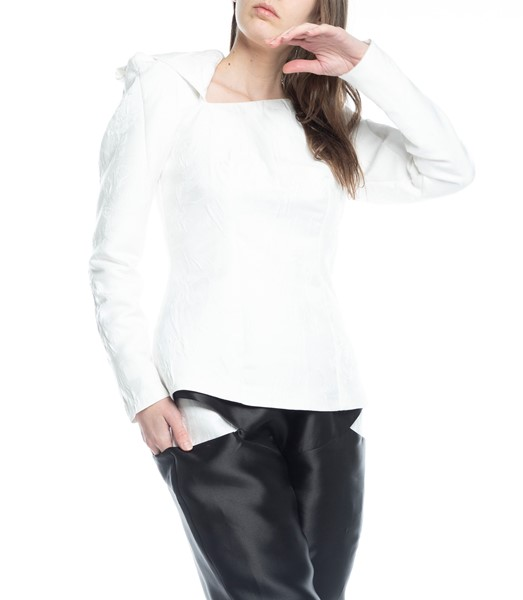 Picture of TOP WHITE & PANT BLACK, Picture 4