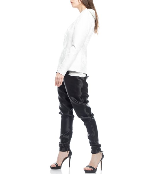 Picture of TOP WHITE & PANT BLACK, Picture 5