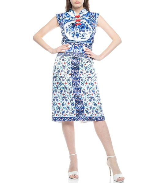 Picture of DRESS CHINESSE PRINT, Picture 1