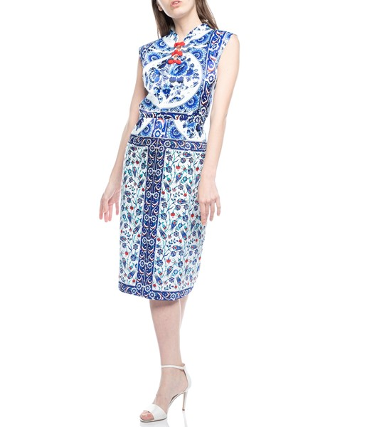 Picture of DRESS CHINESSE PRINT, Picture 2