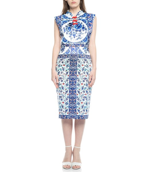 Picture of DRESS CHINESSE PRINT, Picture 3