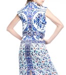 Picture of DRESS CHINESSE PRINT