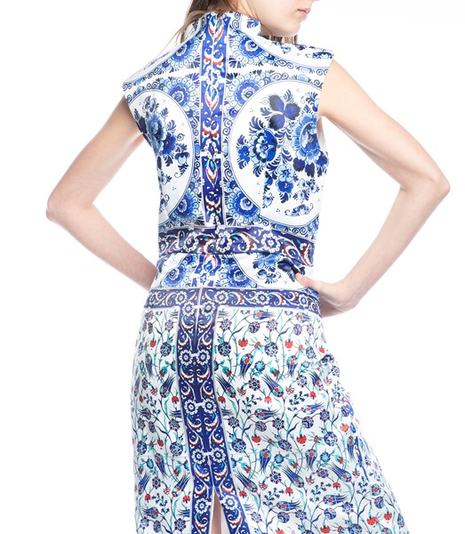 Picture of DRESS CHINESSE PRINT, Picture 5