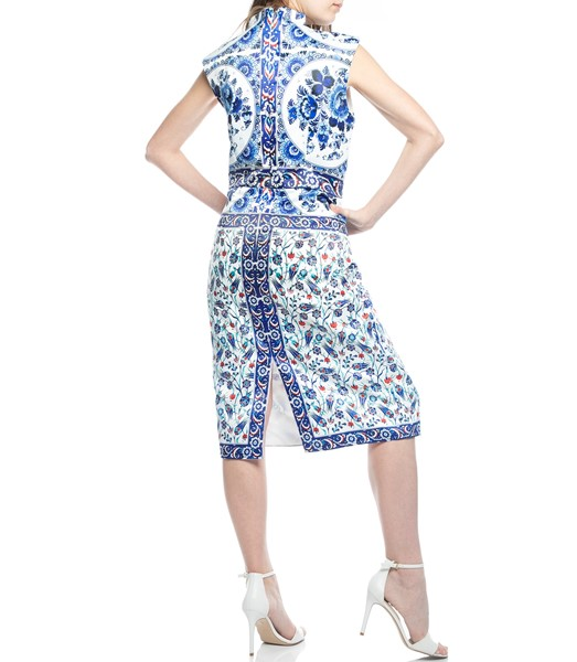 Picture of DRESS CHINESSE PRINT, Picture 6