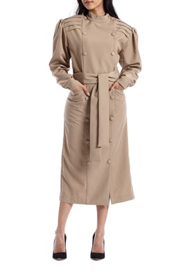 Picture of TRENCH DRESS BEIGE