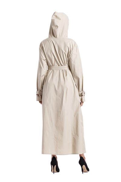 Picture of HOODED DRESS WITH BELT, Picture 6
