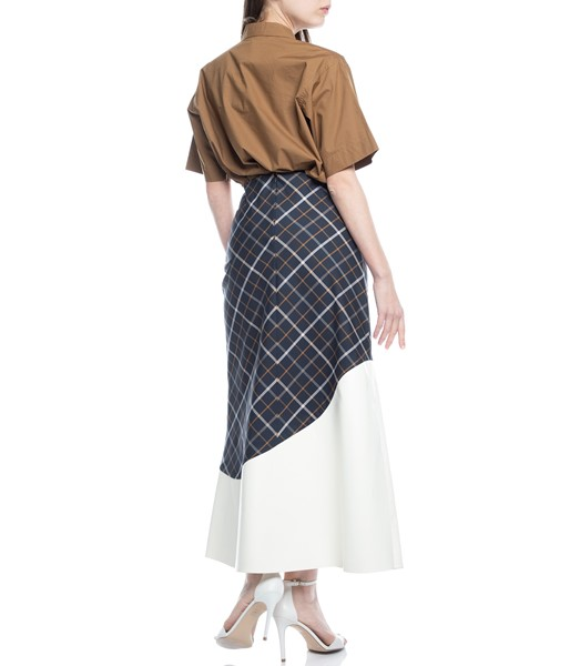 Picture of ALINE WAVE HEM SKIRT, Picture 4