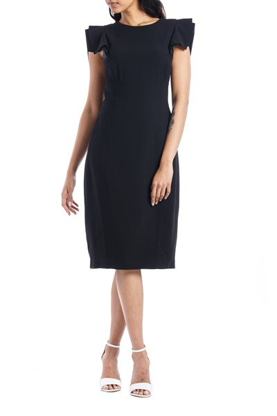 Picture of SLIM FIT DRESS BLACK, Picture 2