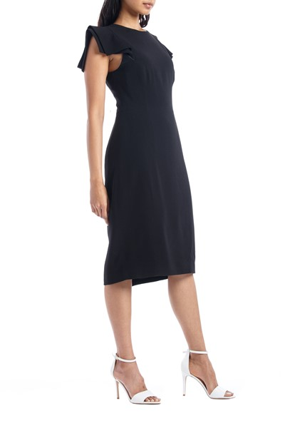 Picture of SLIM FIT DRESS BLACK, Picture 3