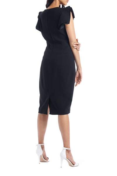 Picture of SLIM FIT DRESS BLACK, Picture 4