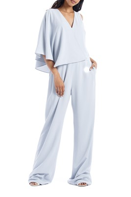 Picture of  ASYMMETRIC CAPE JUMPSUIT