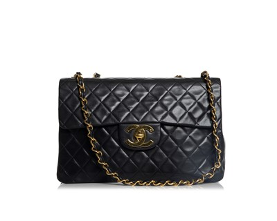 Picture of VINTAGE CHANEL JUMBO BAG