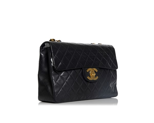 Picture of VINTAGE CHANEL JUMBO BAG, Picture 2