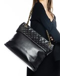 Picture of VINTAGE CHANEL LARGE QUILTED TOP BAG