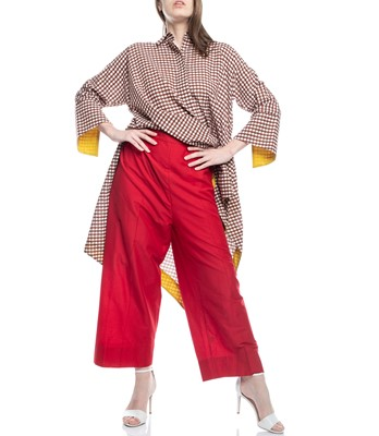 Picture of LOUNAGE PANT RED