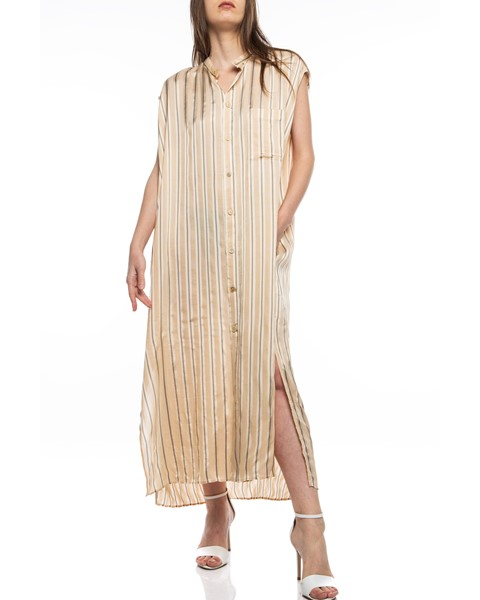 Picture of SHIRT DRESS AVORIO, Picture 3