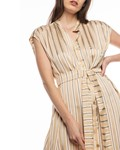 Picture of SHIRT DRESS AVORIO