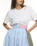 Picture of PATCHWORK SOLEIL SKIRT
