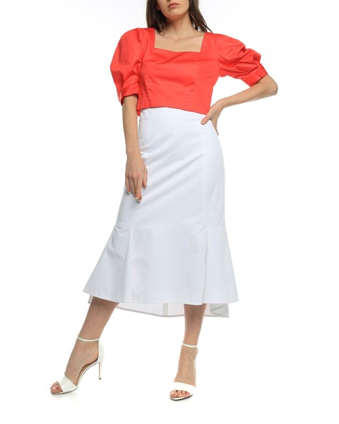 Picture of COLBIE MIDI SKIRT, Picture 1