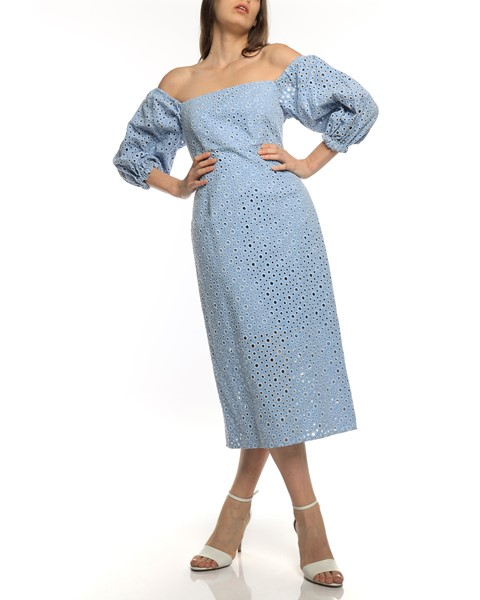 Picture of SHEILA OFF SHOULDER MIDI DRESS, Picture 2