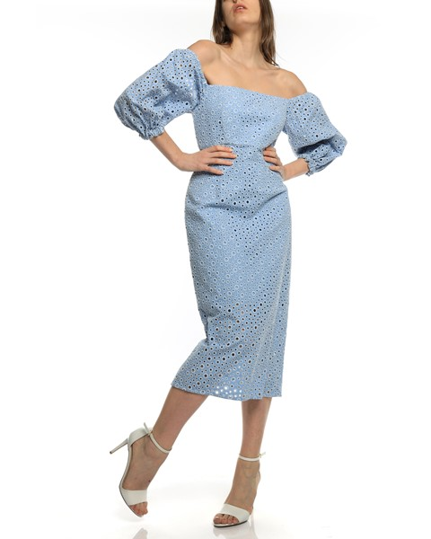 Picture of SHEILA OFF SHOULDER MIDI DRESS, Picture 4