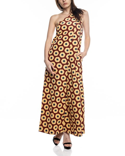 Picture of  SAPPO ONE ARM MAXI DRESS, Picture 1