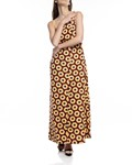 Picture of  SAPPO ONE ARM MAXI DRESS