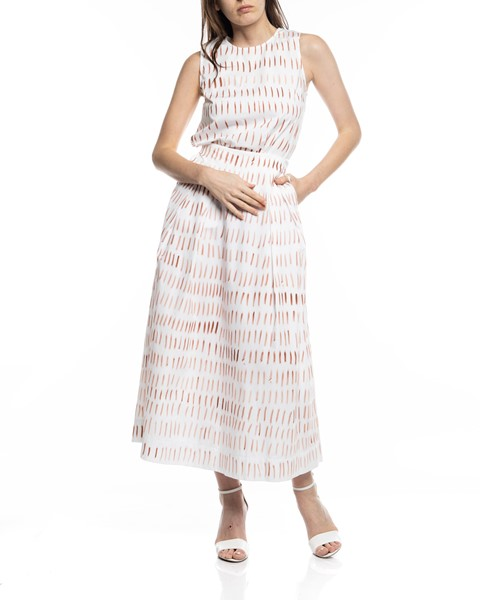 Picture of LONG PLEATED GRAZE SKIRT, Picture 1