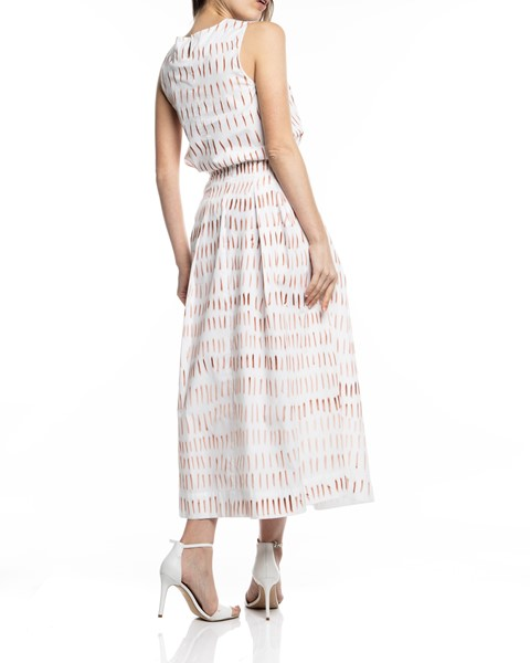 Picture of LONG PLEATED GRAZE SKIRT, Picture 3