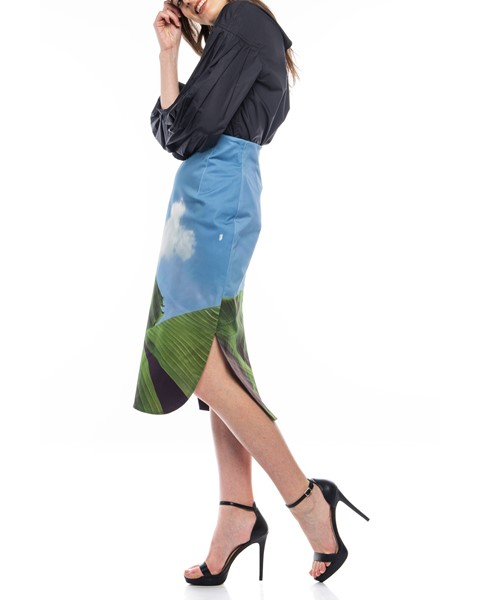Picture of PENCIL SKIRT WITH SIDE SLITS, Picture 4