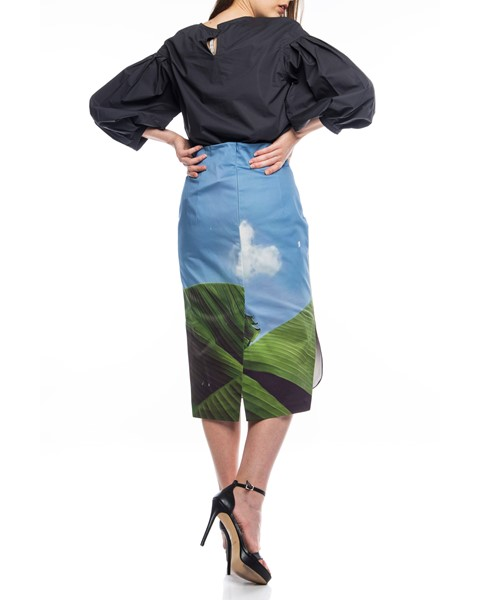Picture of PENCIL SKIRT WITH SIDE SLITS, Picture 5